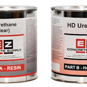EZ HD URETHANE CLEAR (1 gallon kit) GLOSSY/MATTE