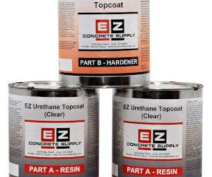 URETHANE CLEAR TOPCOAT (3 gallon kit)