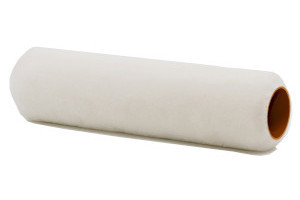 9″ 3/8″ NAP, ROLLER COVER, LINT-LESS, WITH END CAPS